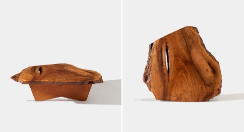 George Nakashima and the Live Edge Table // Annabode.com