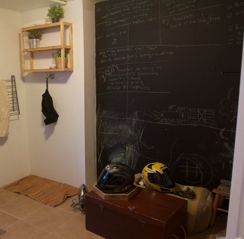 Before & After: Laundry Room Reveal // Annabode.com