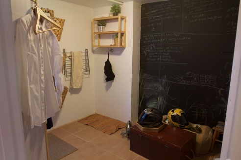 How to Make the Most of Your Laundry Room // Annabode.com